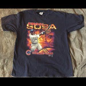 Vintage MLB Sammy Sosa T-Shirt